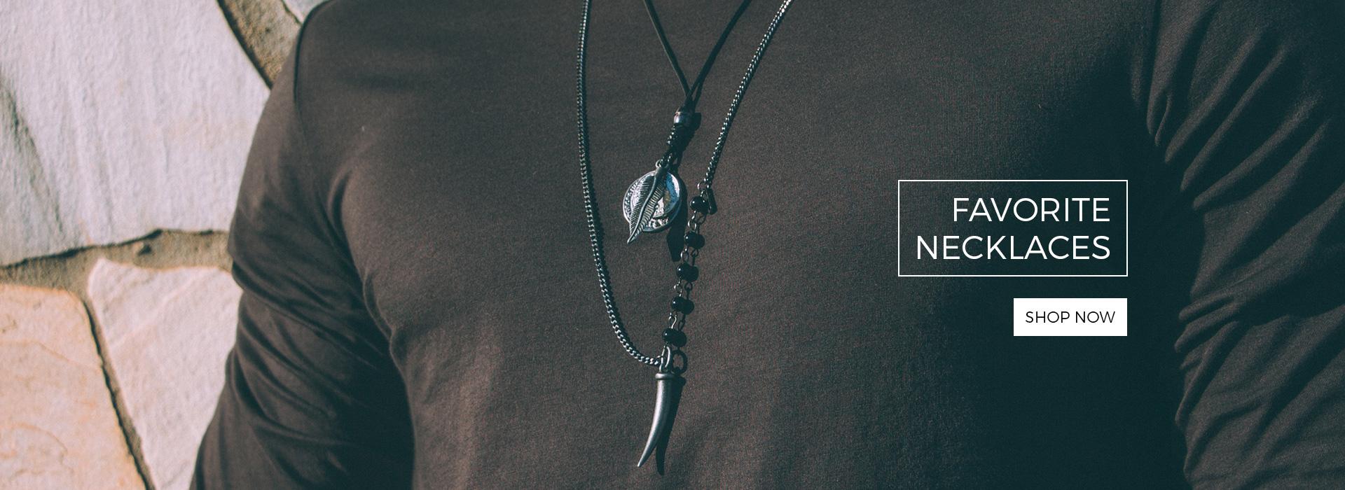 Favorite Necklaces