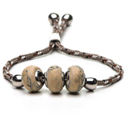 pulseira-feminina-madeleine-brown-key-design