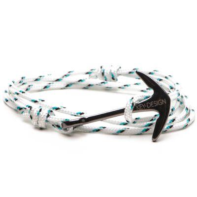 pulseira-masculina-vascon-slim-white-key-design