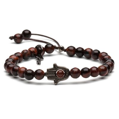 pulseira-masculina-evans-red