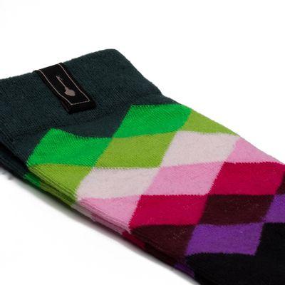 Socks-Rainbow-meia