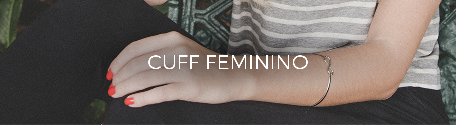 Cuff Feminino