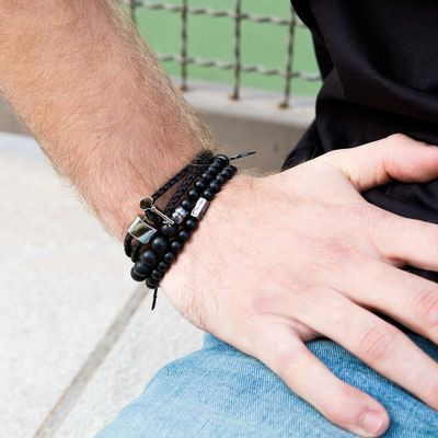 combo-de-pulseiras-masculinas-combo-touch-man-black-series-II