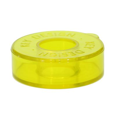 Embalagem-Acrlico-Amarela-