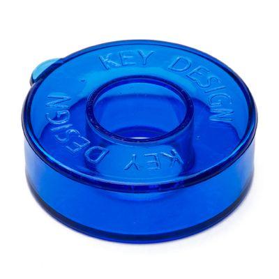 Embalagem-Acrlico-Azul