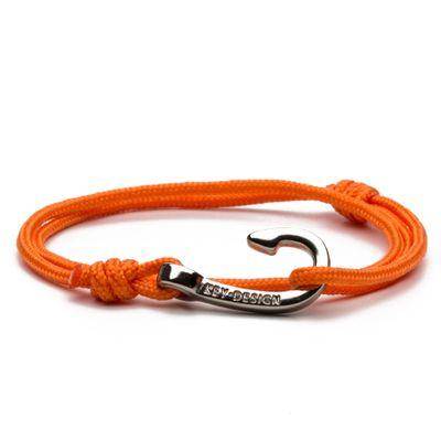 Hook-Silver-Orange