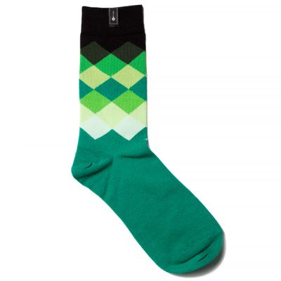 Socks-Rainbow-Green-01