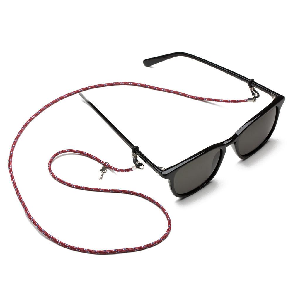 08a99d5a9954d Cordão Para Óculos em Paracord - Rope Red