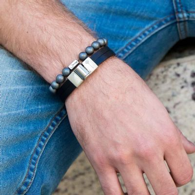 pulseira-masculina-em-pedra-hematita-natural-ambedkar-metalic