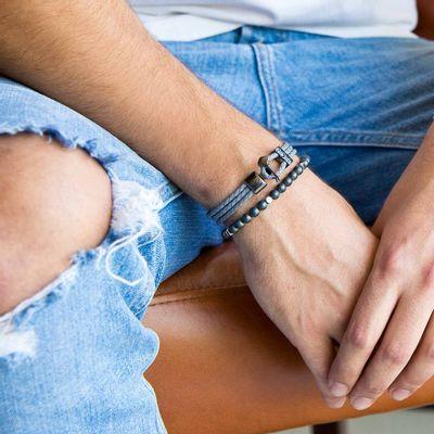 pulseira-masculina-em-couro-italiano-de-niro-grey