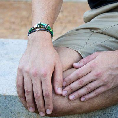 pulseira-masculina-em-tecido-ica-green