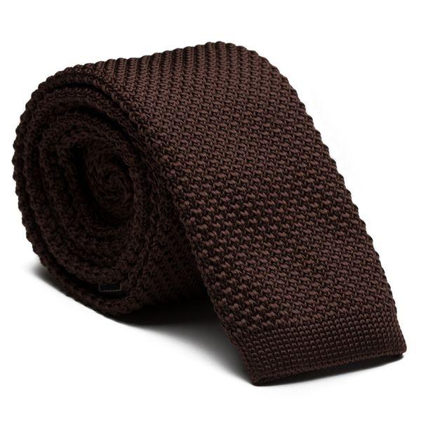 Gravata-Masculina---Gravata-Tricot-Brown--1-