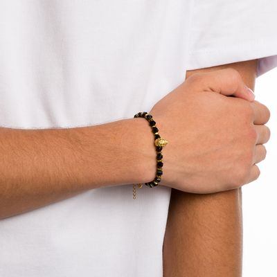 PULSEIRA-MASCULINA---NORTH-GOLD-BLACK---SPECIAL-EDITION