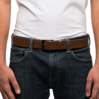 ACESSORIO-MASCULINO-CINTO-LEATHER-BELT-SLIM-BROWN