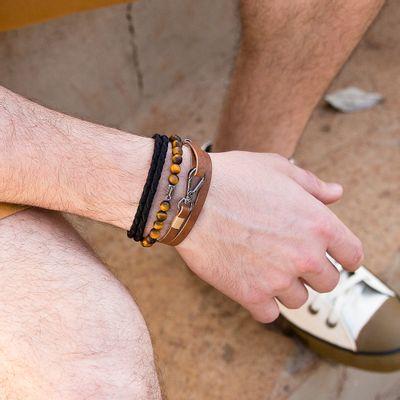 key-design-pulseiras-masculinas-combo-browns-ii-conceito