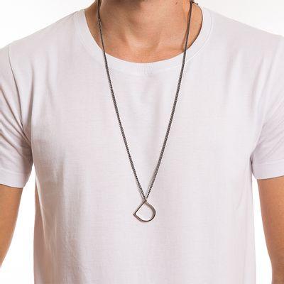 key-design-acessorio-masculino-colar-ringo-silver-onix-corpo