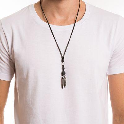 key-design-acessorio-masculino-colar-davidson-onix-black-series-corpo