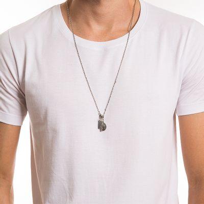 key-design-acessorio-masculino-colar-faith-silver-corpo