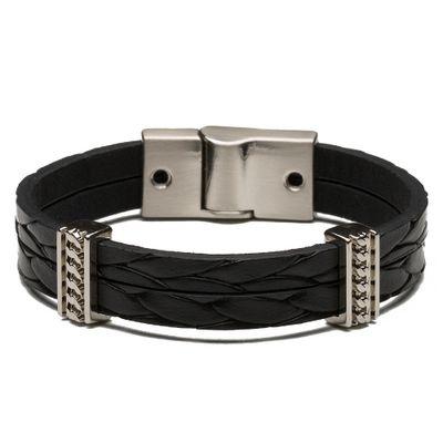 key-design-acessorio-masculino-pulseira-lizard-silver-black-02