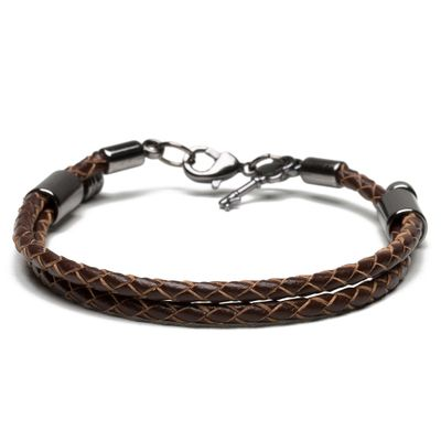 key-design-acessorio-masculino-pulseira-delvecchio-onix-leather-brown