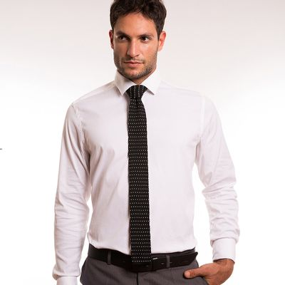key-design-acessorio-masculino-gravata-tricot-point-white-black-corpo