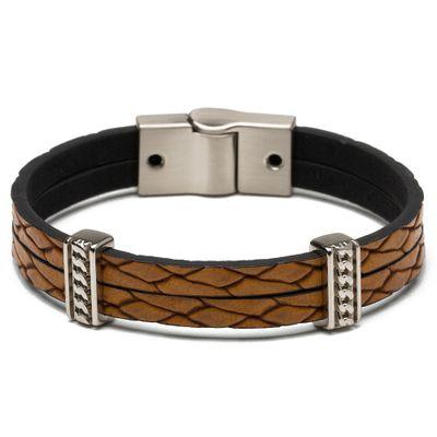 key-design-acessorio-masculino-pulseira-lizard-silver-caramel-02