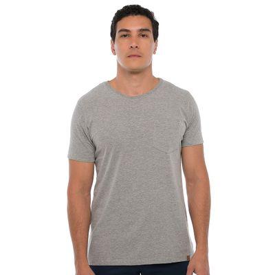 Camiseta-Basica-Com-Bolso---Cinza-Mescla-Lookbook-01-01-min