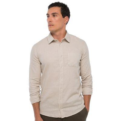 Camisa-Linho-Com-Bolso---Areia-Lookbook-01-01-min