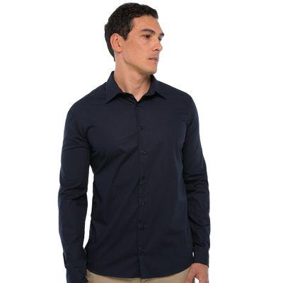 a6128359036 Camisa Social Masculina