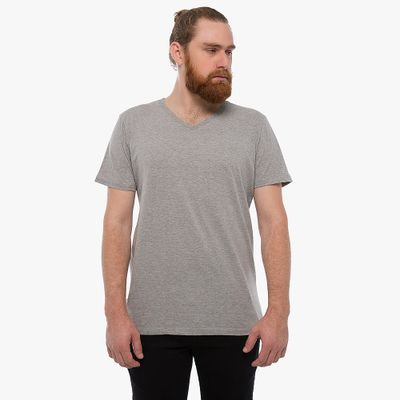 Camiseta-V---Cinza-Mescla-Lookbook-01-02