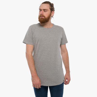 Camiseta-Long---Cinza-Mescla-Lookbook-01-02