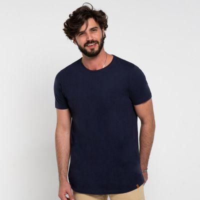 camiseta-long-azul-marinho-frente