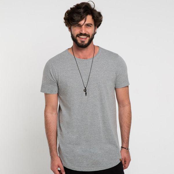 Camiseta-long-cinza-frente