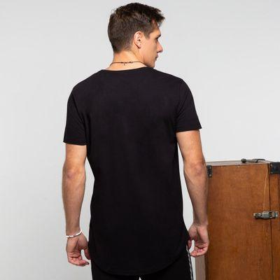 Camiseta-long-preta-costas