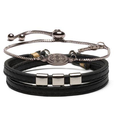 kit-de-pulseiras-masculinas