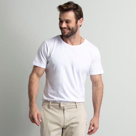 camiseta-masculina-sem-bolso-branca-gola-redonda-key-design
