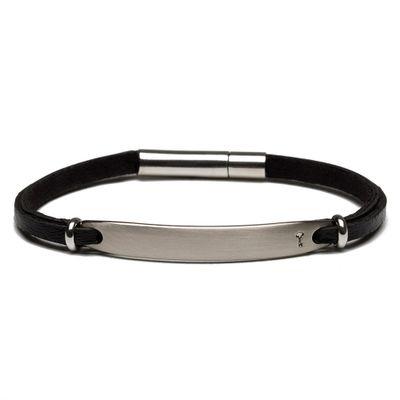 pulseira-masculina-de-couro-dumont-black