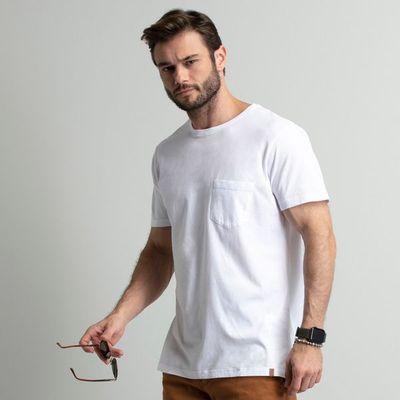 camiseta-branca-com-bolso-gola-redonda-key-design