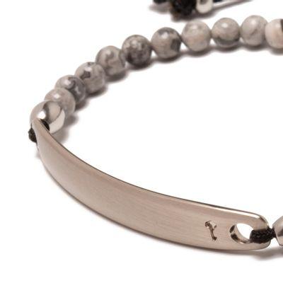 pulseira-masculina-em-pedra-cinza