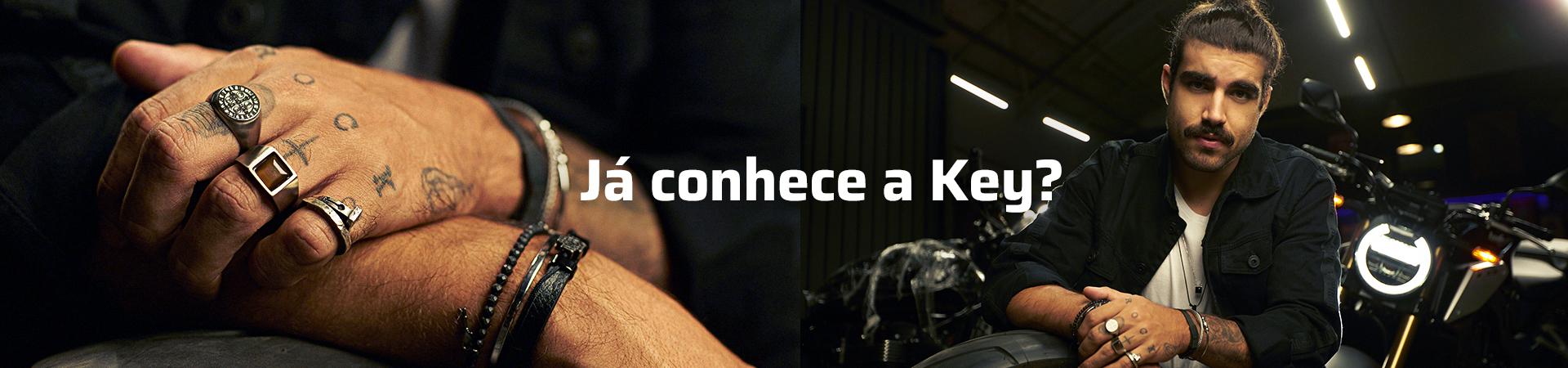 Conhece key desk